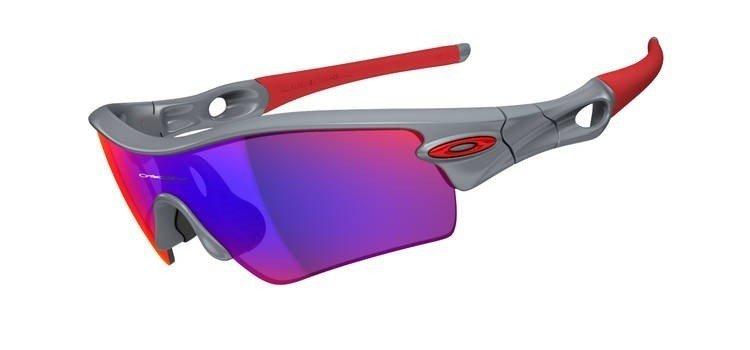48201701a0 Oakley Sunglasses RADAR PATH Polished Frog Positive Red Iridium 09-757 09-757