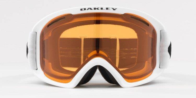 0fb28b526c Gogle Oakley O FRAME 2.0 XL Matte White Persimmon OO7045-62 OO7045 ...