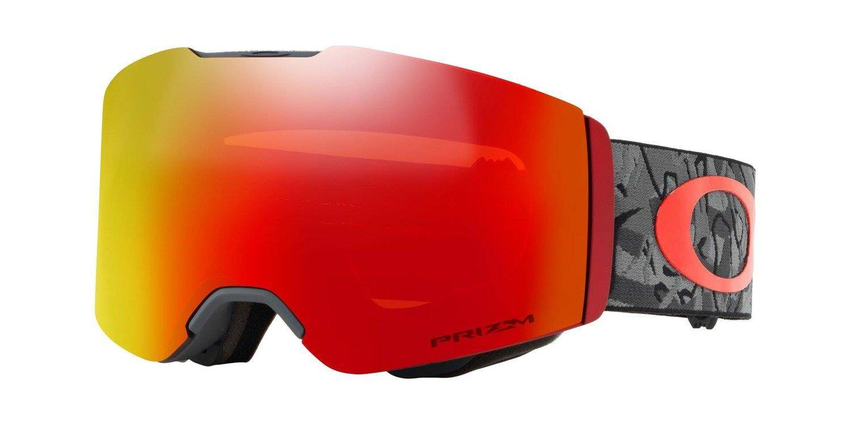 222025a21ec ... Oakley Goggles Fall Line Camo Vine Night   Prizm Snow Torch Iridium  OO7085-25 ...