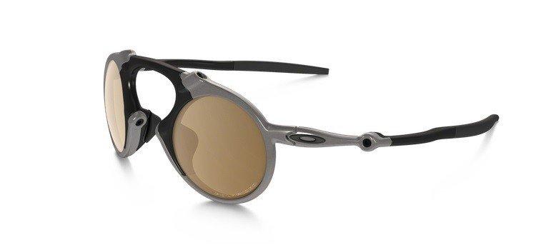 bf3bbb22cc Oakley Sunglasses MADMAN Plasma Tungsten Iridium Polarized OO6019-03  OO6019-03