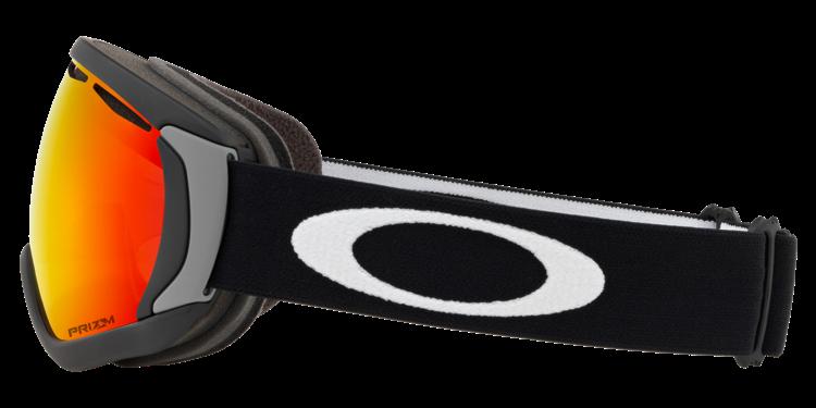 Gogle Oakley CANOPY Matte Black Prizm Torch Iridium OO7047-43 OO7047 ... 153f95a6e4431
