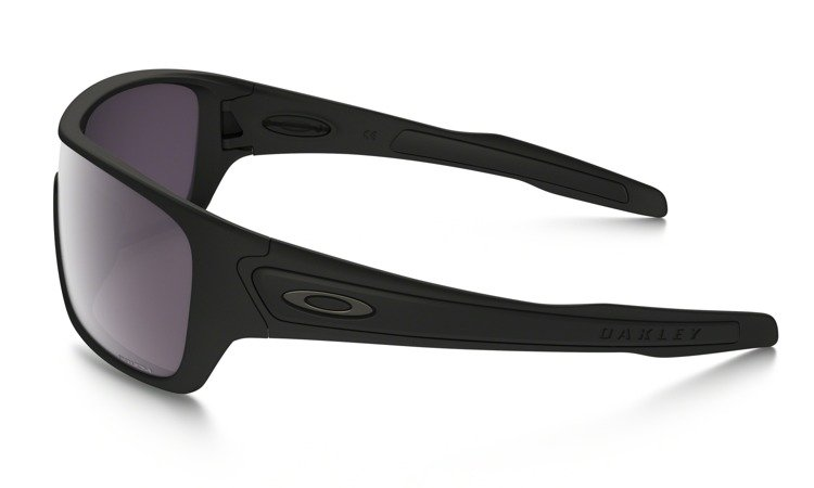 1d49bafed9 Oakley Sunglasses TURBINE ROTOR Matte Black   Prizm Daily Polarized OO9307 -07