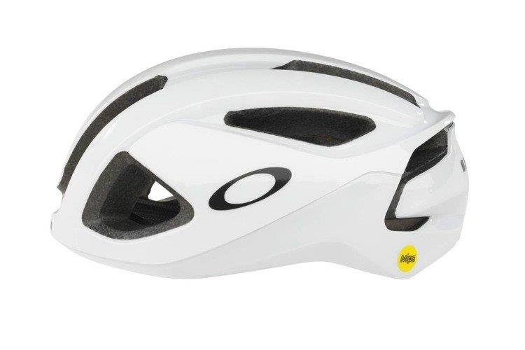 2a15fff573b Oakley ARO 3 Cycling Helmet - Polished White Polished White ...
