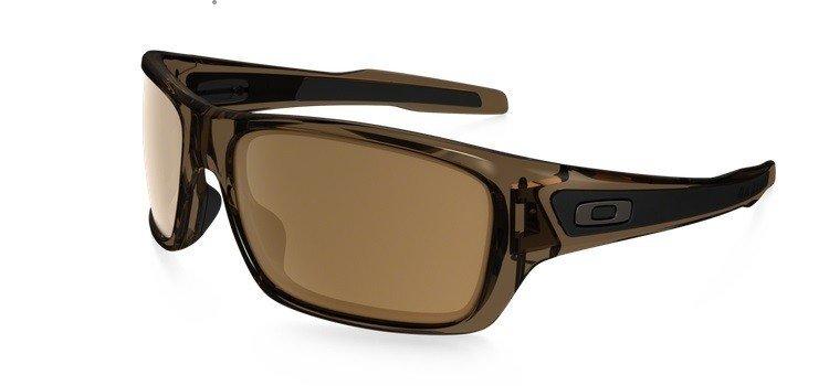 579a649ac2f Oakley Sunglasses TURBINE Brown Smoke Dark Bronze OO9263-02 OO9263 ...