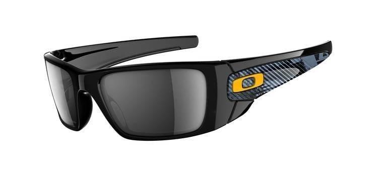 0118bce1e8 Oakley Sunglasses LIMITED EDITION MAX FEAR LIGHT FUEL CELL Polished  Black/Black Iridium OO9096-53