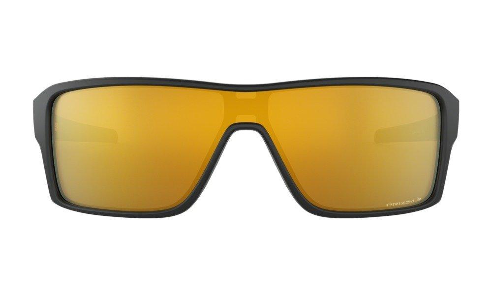b586873b010 ... Oakley Sunglasses RIDGELINE Matte Black Prizm 24K Polarized OO9419-05  ...