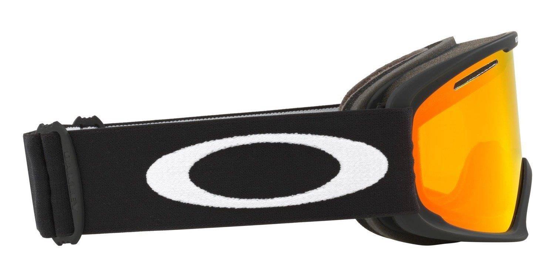 e03673ce5ab Oakley Goggles O Frame 2.0 XL Matte Black   Fire Iridium   Persimmon  OO7045-45