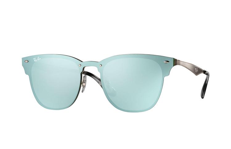 dda874c3459 Ray-Ban Sunglasses BLAZE CLUBMASTER RB3576N - 042 30 RB3576N - 042 ...