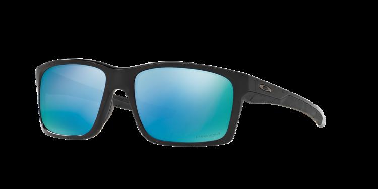 2c38d4d66b7 ... OAKLEY Sunglasses MAINLINK Polished Black   Prizm Deep H2O Polarized  OO9264-21 ...