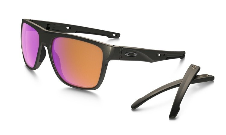 9bc522d03e2 Oakley Sunglasses CROSSRANGE XL Carbon   Prizm Trail OO9360-03 ...