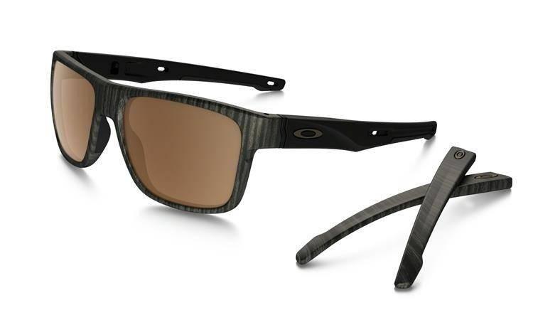 482d83491e Oakley Sunglasses CROSSRANGE Woodgrain   Prizm Tungsten Polarized OO9361-07  OO9361-07