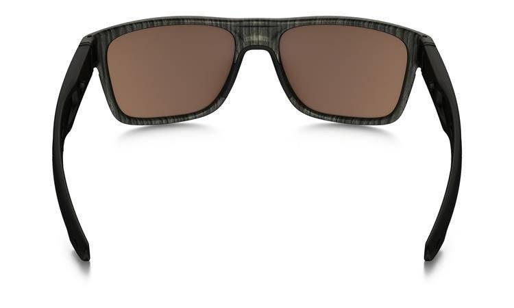 b40b165fc4f ... Oakley Sunglasses CROSSRANGE Woodgrain   Prizm Tungsten Polarized  OO9361-07 ...