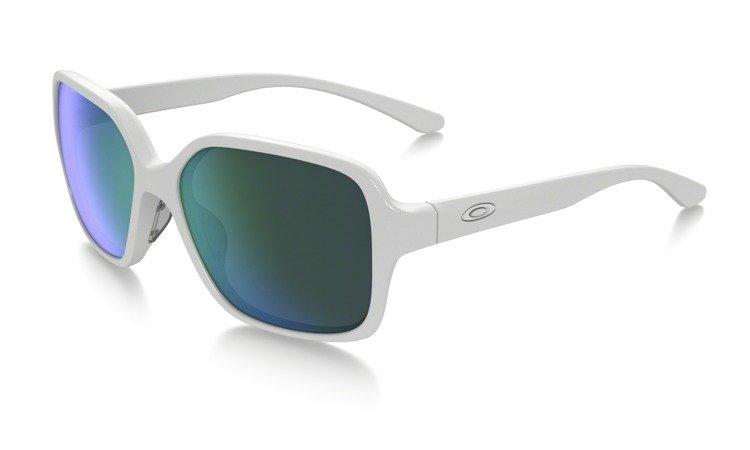 3b7a975838060 OAKLEY Sunglasses PROXY Polished White   Jade Iridium OO9312-07 OO9312-07