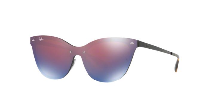 Ray-Ban Sunglasses BLAZE CAT EYE RB3580N - 1537V RB3580N - 1537V ... 1810804621a