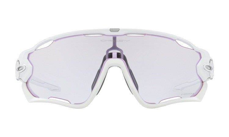 7454401592 Oakley JAWBREAKER Polished White   Prizm Low Light OO9290-32 OO9290 ...