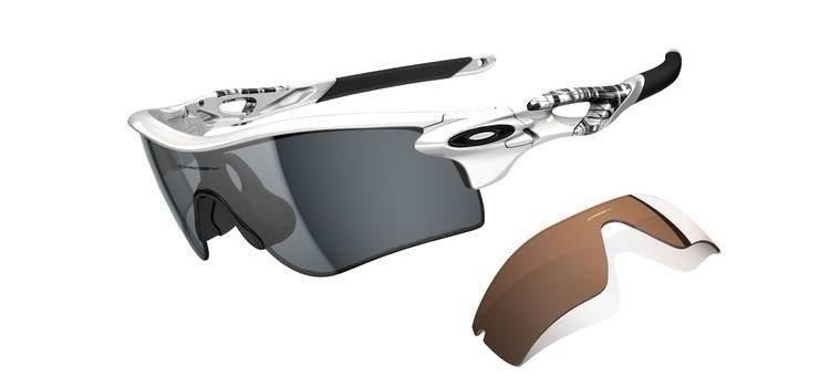 17f05405d5 Oakley Sunglasses RADARLOCK PATH Matte White Grey Polarized   VR28 Black  Iridium OO9181-20 OO9181-20