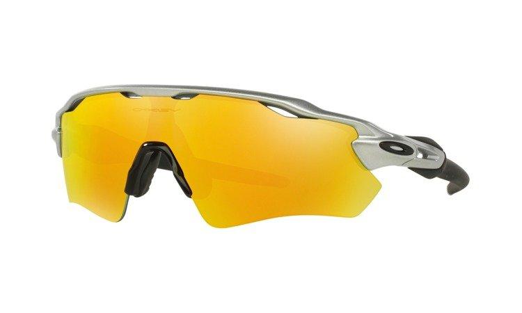 299a50fa9a00e Oakley Sunglasses RADAR EV PATH Silver Fire Iridium OO9208-02 OO9208 ...