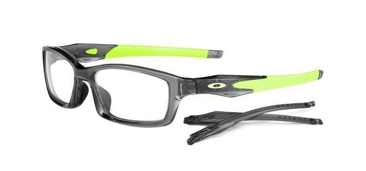 8c06651e8ce Oakley Optical frame CROSSLINK Grey Smoke Retina Burn OX8027-0253 Oakley  Frame Crosslink OX8027-0253