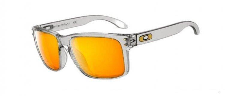 6ce0d915a04 Oakley Sunglasses HOLBROOK SHAUN WHITE POLISHED CLEAR 24K GOLD IRIDIUM  OO9102-19 Oakley Sunglasses HOLBROOK SHAUN WHITE POLISHED CLEAR 24K GOLD  IRIDIUM ...