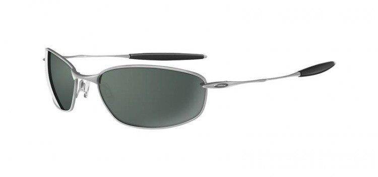 8f368cca53 Oakley Sunglasses WHISKER Silver Dark Grey 05-716 05-716
