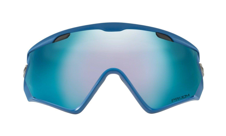 9bb384ca80d ... Gogle Oakley WIND JACKET 2.0 California Blue Prizm Snow Sapphire Iridium  OO7072-07 ...