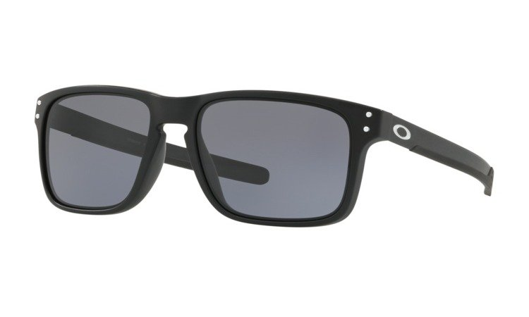 Oakley HOLBROOK MIX Matte Black Grey OO9384-01 OO9384-01 ... f33b8695c7
