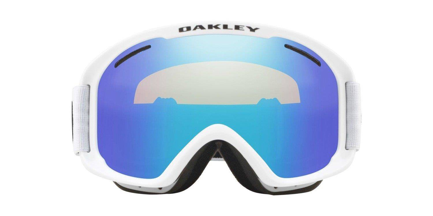 6a346a2f53 ... Oakley Goggles O Frame 2.0 XM MATTE WHITE   VIOLET IRIDIUM   Persimmon  OO7066- ...