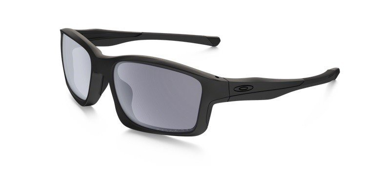8815c8a56dc Oakley Sunglasses CHAINLINK Covert Matte Black Grey Polarized OO9247-15  OO9247-15