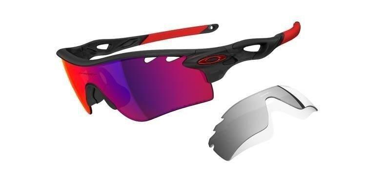 51e6fe0813 Oakley Sunglasses RADARLOCK PATH Matte Black Ink OO Red Iridium Polarized  Vented   Black Iridium Vented OO9181-23 OO9181-23