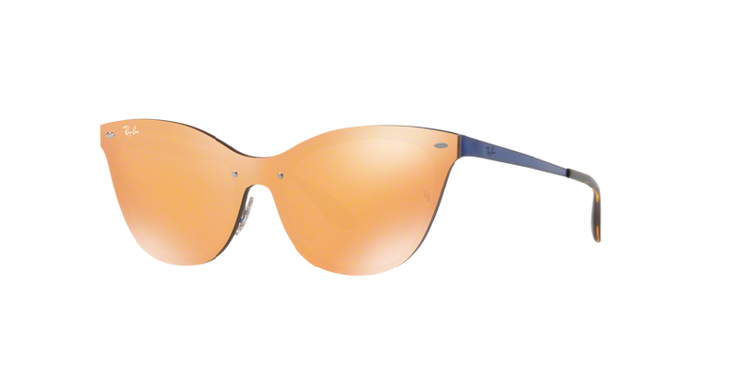 8496e57d875 Ray-Ban Sunglasses BLAZE CAT EYE RB3580N - 90377J RB3580N - 043 71 ...