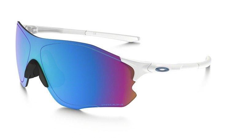 901ba051f5 ... OAKLEY Sunglasses EVZERO™ PATH PRIZM™ SNOW Polished White Prizm Snow  Sapphire Iridium OO9308 ...