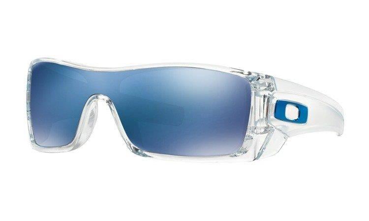 a75b524548 Oakley Sunglasses BATWOLF Clear Ice Iridium OO9101-07 Oakley Sunglasses  BATWOLF Clear Ice Iridium OO9101-07