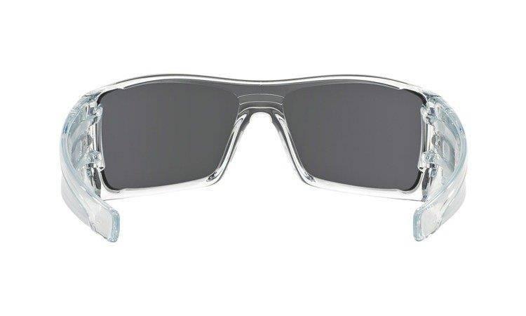 2332451d98 Oakley Sunglasses BATWOLF Clear Ice Iridium OO9101-07 Oakley ...