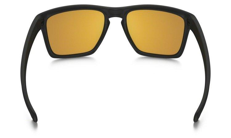 b24c524df5 ... Oakley Sunglasses SLIVER XL Matte Black   24k iridium OO9341-07 ...