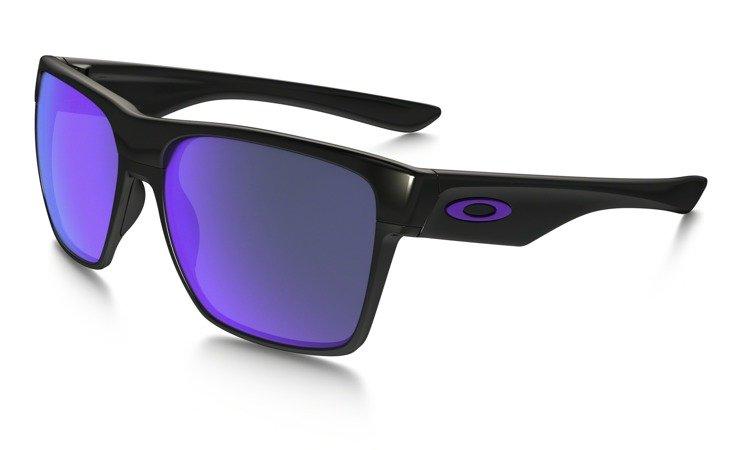 f2bceba906c OAKLEY TWOFACE XL Polished Black   Violet Iridium OO9350-04 OO9350 ...