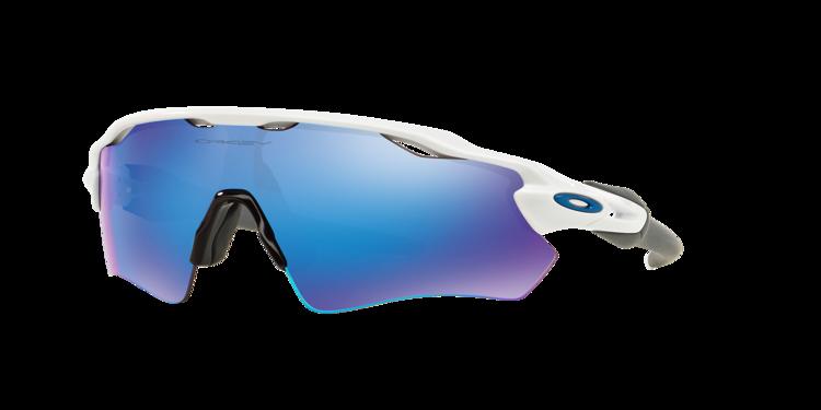 9862743c23 ... Oakley Sunglasses RADAR EV PATH Polished White Sapphire Iridium  OO9208-17 ...