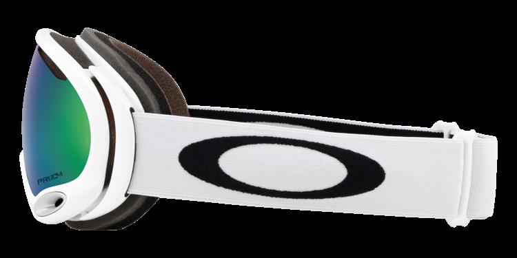 445b27a9e36 ... Gogle Oakley A-FRAME 2.0 Polished White Prizm Jade Iridium OO7044-54 ...