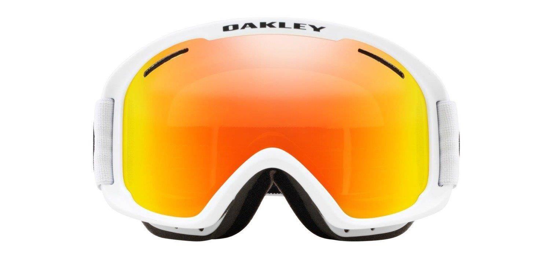 8a363bd60a ... Oakley Goggles O Frame 2.0 XM MATTE WHITE   Fire Iridium   Persimmon  OO7066- ...