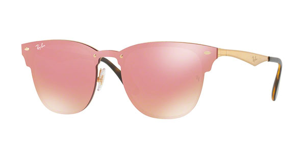 925b5a3b30b Ray-Ban Sunglasses BLAZE CLUBMASTER RB3576N - 043E4 RB3576N - 043E4 ...