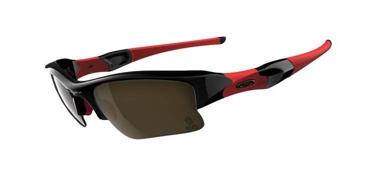 e9785b35c0 Oakley Sunglasses FLAK JACKET KEVIN VANDAM SIGNATURE SERIES Polished Black Titanium  Iridium Polarized 24-216 Oakley Sunglasses FLAK JACKET KEVIN VANDAM ...