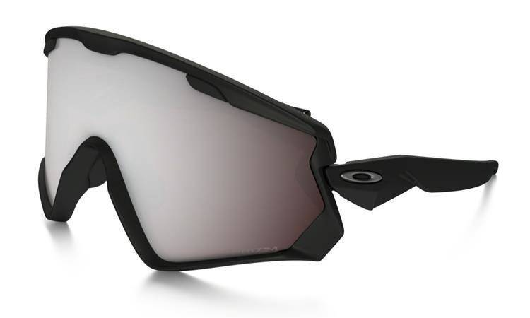 981cfb7c344b ... Gogle Oakley WIND JACKET 2.0 Matte Black Prizm Snow Black Iridium  OO7072-02 ...