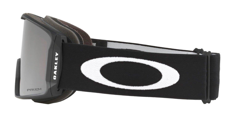 9917d46491f ... Oakley Goggles Line Miner XM Matte Black   Prizm Snow Black Iridium  OO7093-02 ...