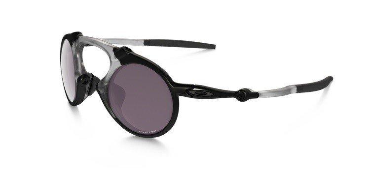 ff634a8386e Oakley Sunglasses MADMAN Dark Carbon Prizm Daily Polarized OO6019-05 OO6019-05