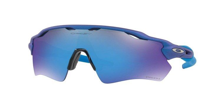 aa6b603c2d446 ... Oakley Sunglasses RADAR EV X-Ray Blue Prizm Sapphire Iridium OO9208-53  ...