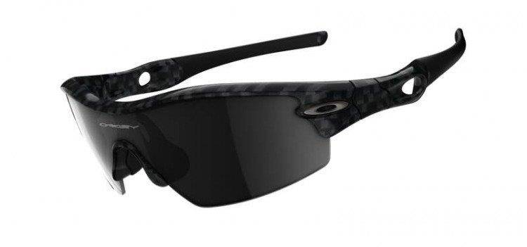 56ad014de8 Oakley Sunglasses RADAR PITCH True Carbon Fiber Black Iridium 09-725 ...