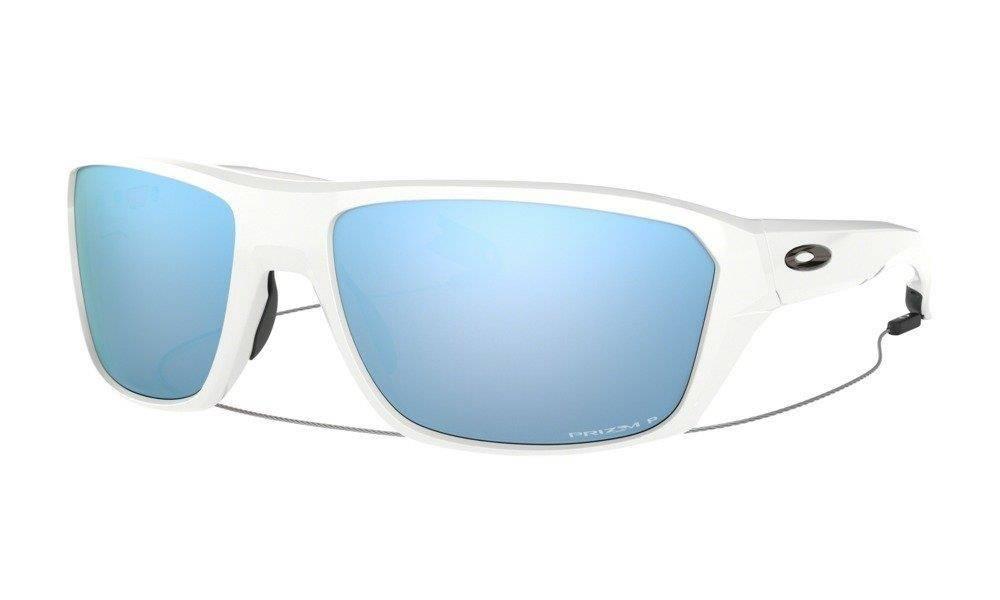8f0af425b735e ... Oakley Sunglasses SPLIT SHOT Polished White Prizm Deep H2O Polarized  OO9416-07 ...