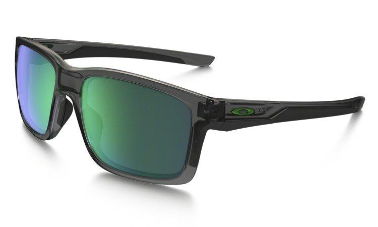 74f49dc799 Oakley Sunglasses MAINLINK Grey Smoke Jade Iridium OO9264-04 OO9264 ...