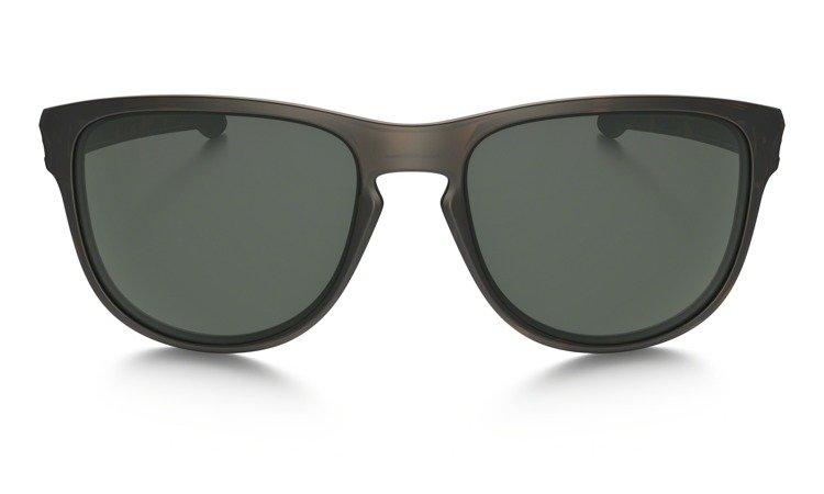 Oakley Sunglasses SLIVER R Brown Tortoise Dark Gray OO9342-04 OO9342 ... 2150034418