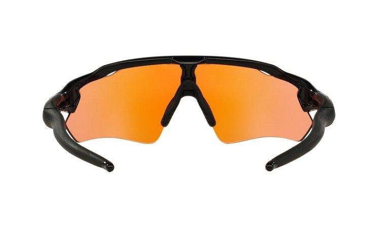 cda216b082 ... Oakley Sunglasses RADAR EV PATH Polished Black Prizm Trail OO9208-04 ...