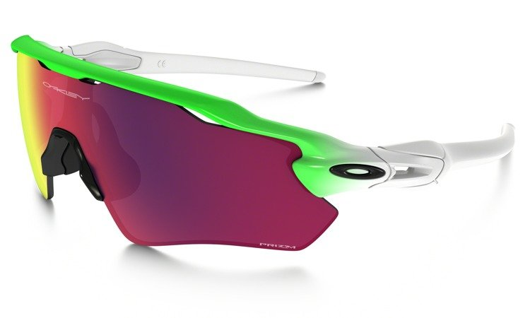 a4e3829ce50 ... Oakley Sunglasses Prizm Olympic Green Fade Collection RADAR EV PATH  PRIZM™ ROAD Green Fade  ...